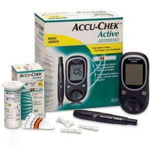 Glucometru Accu-chek Active cu 50 + 10 teste